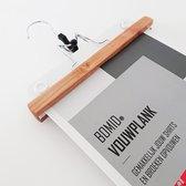 Kleding vouwplank - Vouwplank - Sheldon vouwplank - Kleding vouwplank XL - Vouwhulp - Vouwplank voor kleding - Vouwhulp groot - met opbergsysteem wit