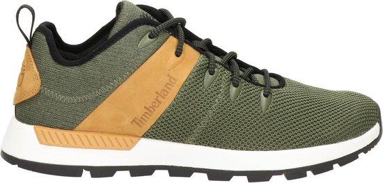 Timberland Sprint Trekker heren sneaker - Khaki - Maat 45