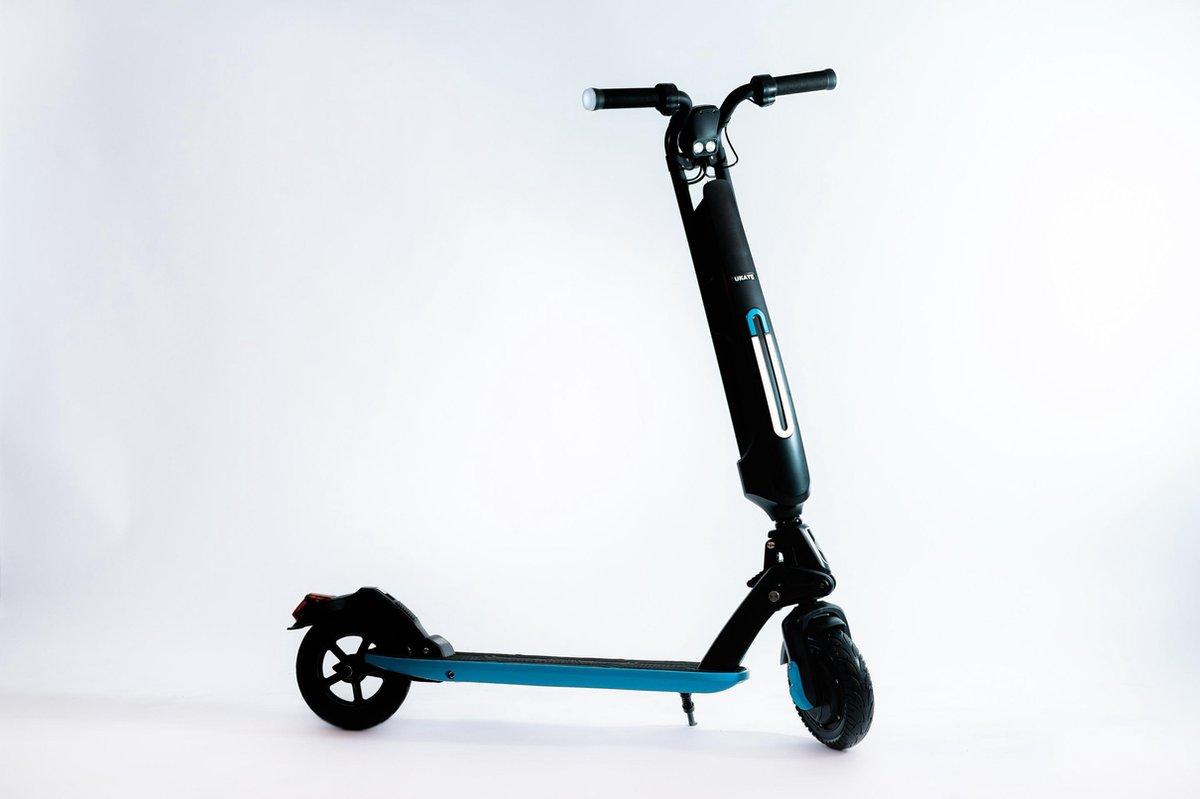 Ukaye U1 Premium Elektrische Step - Blauw (25km/u, gekeurd voor openbare weg in België)