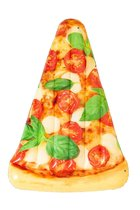 Bestway luchtbed pizza - model 44038 - koppelbaar - met drankjeshouder - Summer Flavors Collection