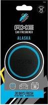 Axe Luchtverfrisser Gel Can Alaska Zwart/blauw