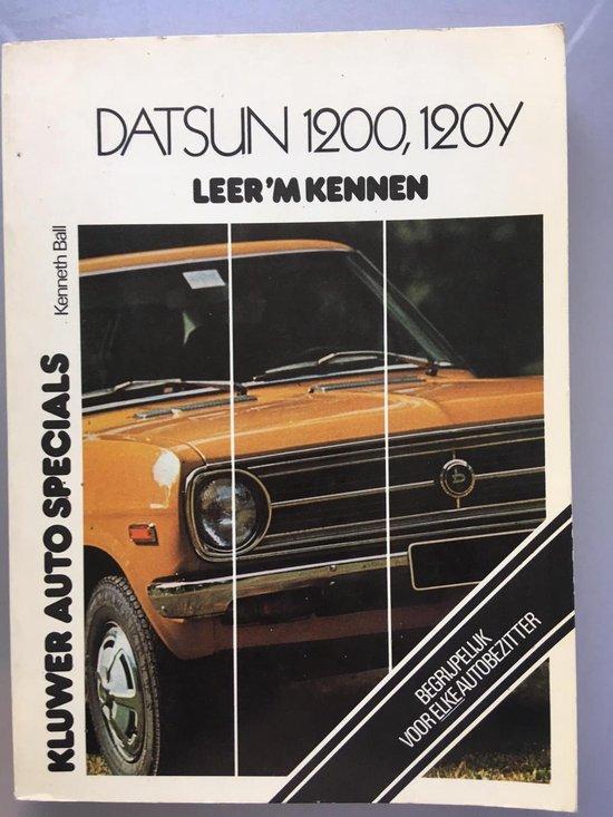Datsun 1200 en 120y - Kenneth Ball |