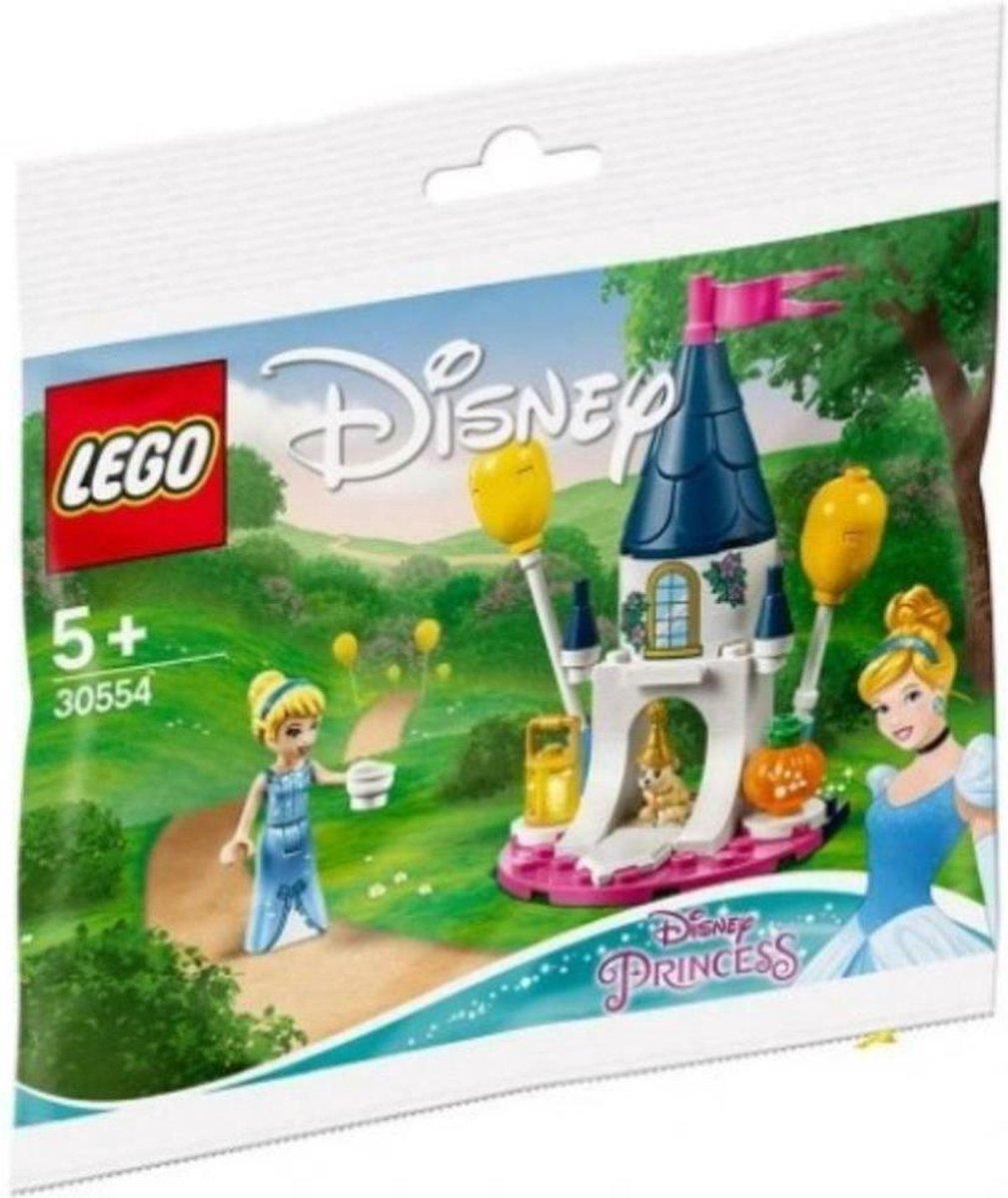 LEGO Disney 30554 Assepoesters minikasteel (Polybag)