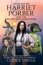 Trans Wizard Harriet Porber And The Bad Boy Parasaurolophus