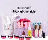 Lipgloss DIY Set | Set om zelf lipgloss te maken - Do it yourself lipgloss - Lippenstif - Lipstick - Makeup