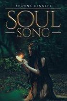 Boek cover Soul Song van Shawna Bennett