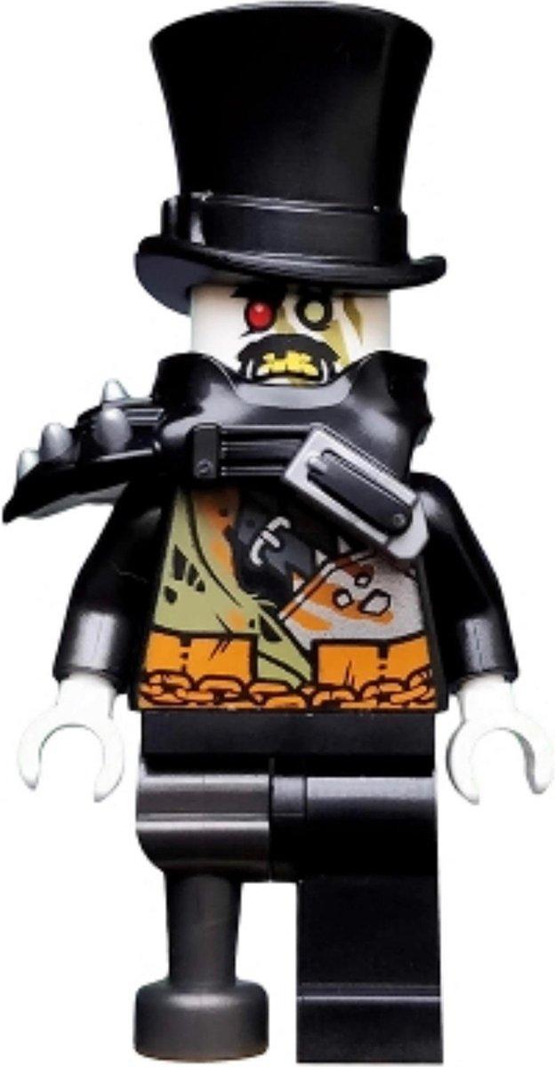LEGO Ninjago Iron Baron minifiguur NJO464
