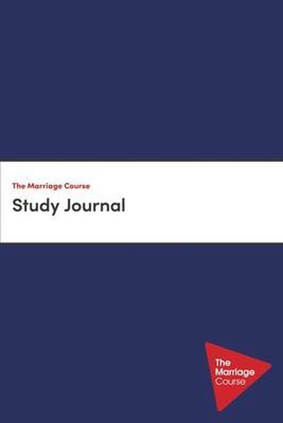 Boek cover The Marriage Course Study Journal van Nicky Lee (Paperback)