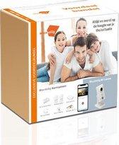 Voordeelbundel: WoonVeilig Alarmsysteem + HD Binnencamera - Nu met € 99,- Prijsvoordeel