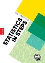 Statistics in Steps