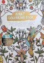 Adult Colouring Book - Deco Time - Kleurboek voor volwassenen - 160 pagina's - Assorti levering