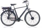 Bol.com-Villette la Chance  elektrische fiets met Nexus 7 naaf donkergrijs 54 cm 13 Ah accu-aanbieding