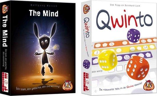 Afbeelding van het spel Spelvoordeelset Qwinto & The Mind