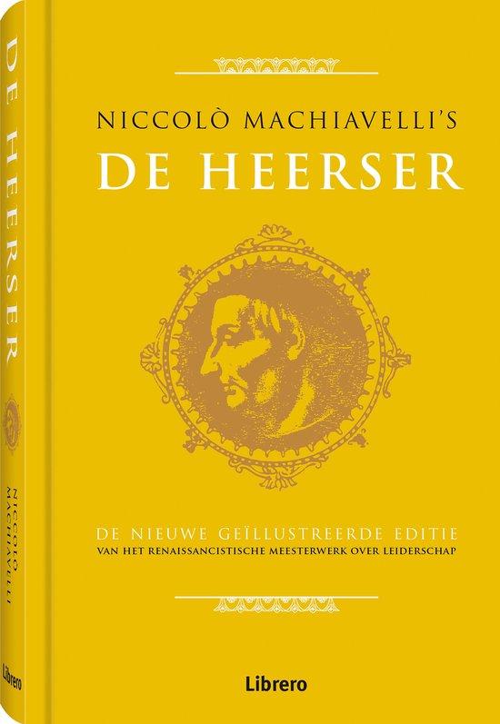 Boek cover De heerser van Niccolò Machiavelli (Hardcover)
