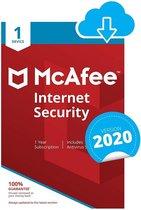 Bol.com-McAfee Internet Security 1 Device (OEM)-aanbieding