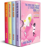 The Space Case Files of Lt. Sylvia Stryker (Books #1-4)