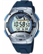 Casio CASIO Collection W-753-2AVES Horloge - Resin - Blauw - Ø 42 mm