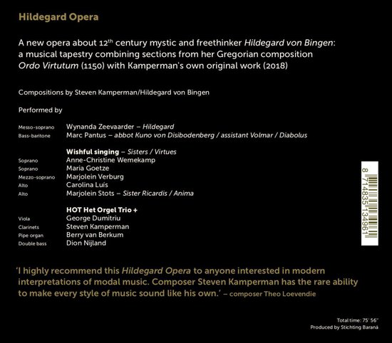 Hildegard Opera