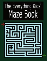 The Everything Kids' Maze book