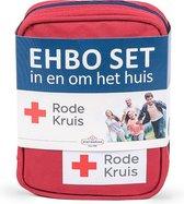 Rode Kruis - EHBO-set - 'In en om het huis' - Eerste hulp kit: 82-delig