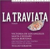 Verdi: La Traviata Highights / Serafin, de los Angeles et al
