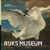 Rijksmuseum Highlights maandkalender 2021