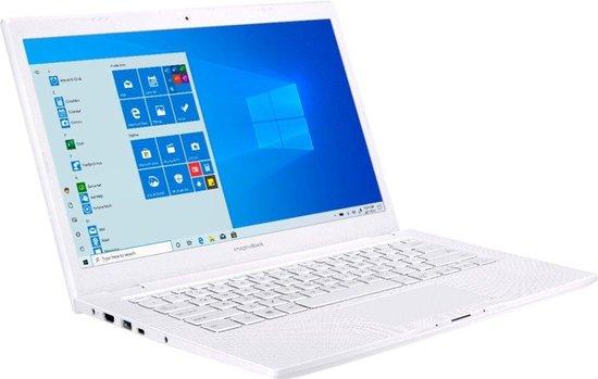 Asus Imaginebook 14 inch Full HD - Intel M3-8100Y (vergelijkbaar met Intel Core i3) - 4GB RAM - 128GB SSD - Dubbel voordeel: €499,99 >> €479,99 en tijdelijk met GRATIS Office 2019 Home & Student 2019 t.w.v. €149!