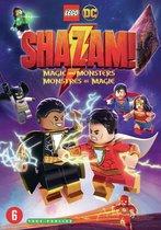 DC Lego Superheroes Shazam: Magic & Monsters (DVD)