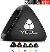 YBell Fitness XL | 12kg Multifunctioneel 4 in 1 Fitness Gewicht | Vervangt Kettlebell, Dumbbell, Medicinebal en Opdruksteunen…
