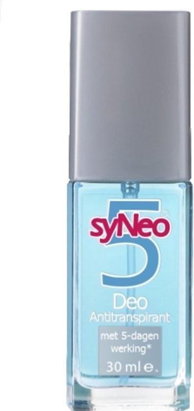 syNeo 5 Anti-Transpirant Deodorant - 30 ml
