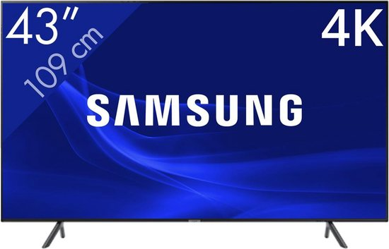 Samsung UE43RU7172 – 4K TV (Europees model)