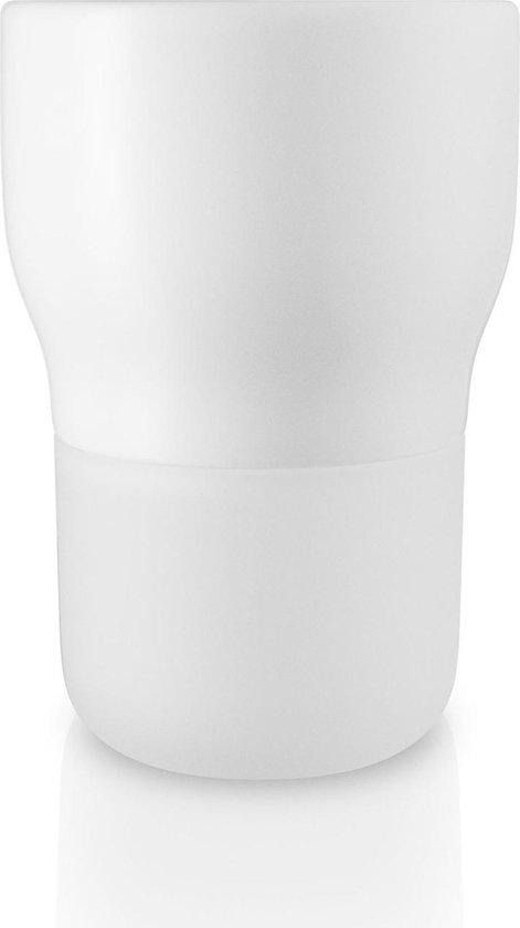 Bloempot met Bewateringssysteem - 11.5 cm - Wit - Eva Solo