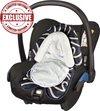 Maxi Cosi Verkleiner - Maxi Cosi Kussen - Verkleinkussen Maxi Cosi - Verkleiner Autostoel - Kussen Babystoeltje - Baby Ondersteuning Kussen - Newborn - Prematuur