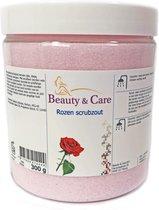 Beauty & Care - Rozen scrubzout - 300 gram