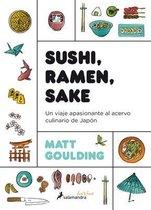Sushi, Ramen, Sake / Rice, Noodle, Fish