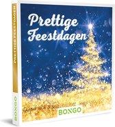 Bongo Bon Nederland - Prettige Feestdagen Cadeaubon - Cadeaukaart cadeau voor man of vrouw | 15934 activiteiten: overnachting, wellness of avontuur