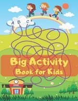 Big Activity Book for Kids