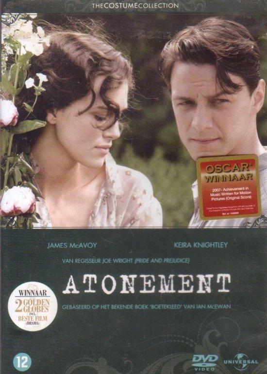 Cover van de film 'Atonement'