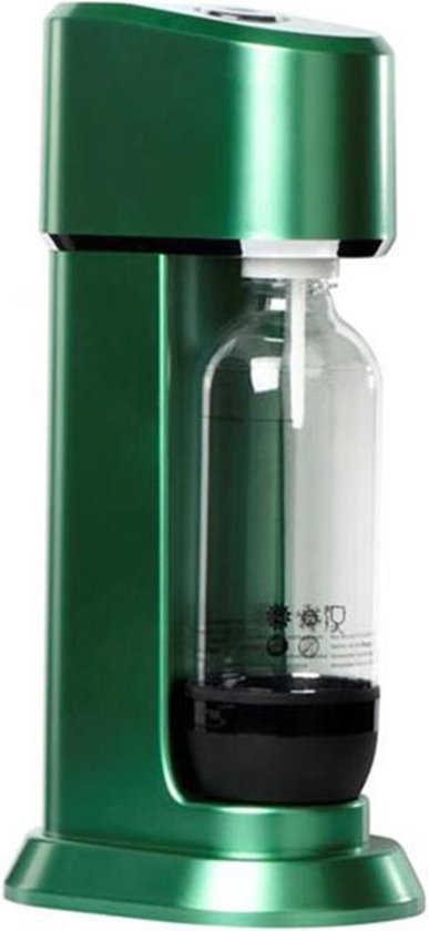Bruiswater maker | Soda maker groen