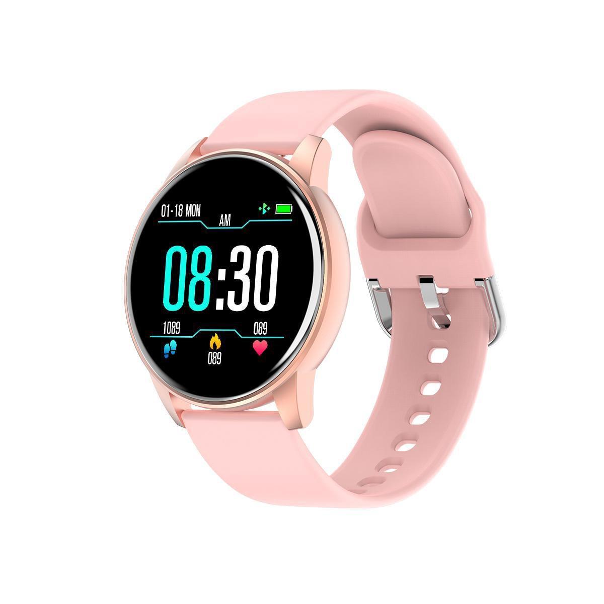 PowerLocus Smartwatch - Waterbestendig - Rose kopen