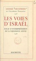 Les voies d'Israël
