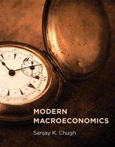 Boek cover Modern Macroeconomics van Sanjay K. Chugh