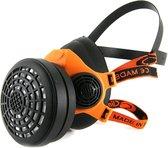 Climax 761 P3 half gelaatsmasker - biedt tot 30x l
