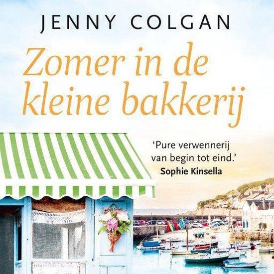 Boek cover De kleine bakkerij aan het strand 2 - Zomer in de kleine bakkerij van Jenny Colgan (Onbekend)