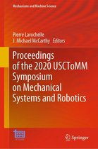 Proceedings of the 2020 USCToMM Symposium on Mechanical Systems and Robotics