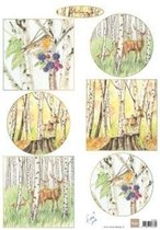 Marianne Design • Decoupage Tiny's autumn 10 vel