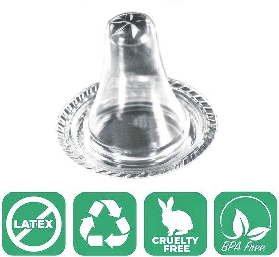 Oorthermometer beschermkapjes - 40 stuks - Braun ThermoScan - IRT - Pro - BPA vrij - Latex vrij