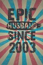 Epic Husband Since 2003