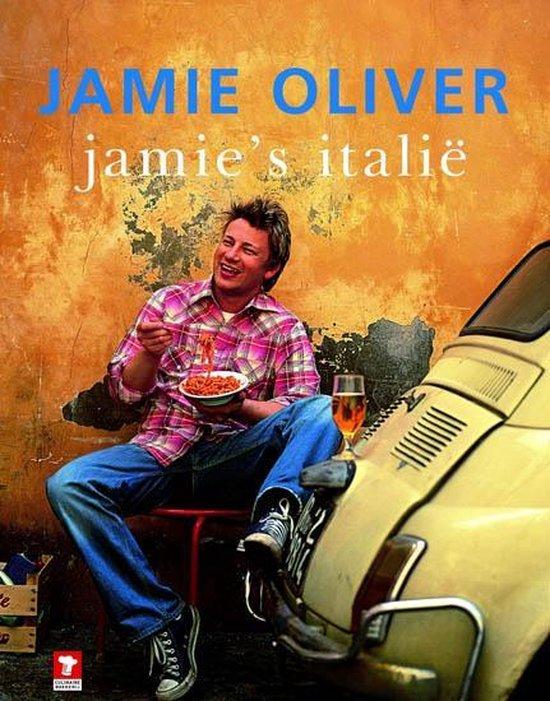 Boek cover Jamies Italie van Jamie Oliver (Hardcover)
