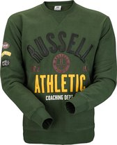 Russell Athletic Men Crewneck Sweatshirt Heren Hoodie XL